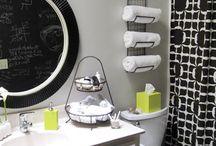 Bathroom ideas / by Susan Smith