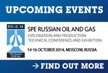 SPE Russian Oil and Gas Conference & Exhibition 2014