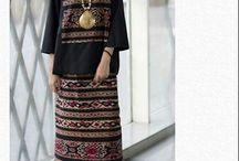 Batik, Tenun, etc
