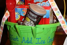 Gift Baskets/Silent Auction Ideas / by Mary Hodges