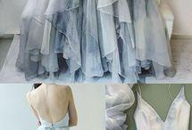 Hi-low dresses