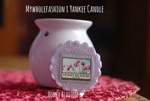 Yankee Candle, Kringle, Wood Wick / Świece, woski zapachowe. Candles, scented waxes.