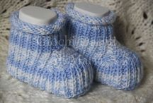 i miei lavori a maglia