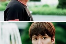 "Lee Min Ho Drama ""The Heirs 2013"" as Kim Tan"