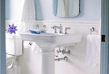 Bathroom Ideas / by Alison Coyle