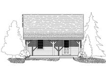 Small Homes, Cabins & Cottages
