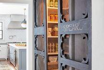 Doors / Interior and exterior doors including laundry room doors, pantry doors, entryway doors. Doors with decorative glass, barn doors and more.