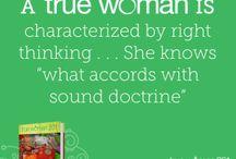 Titus 2 Woman