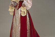 19th c. Russian dresses