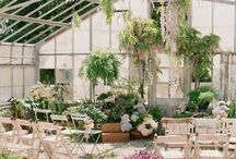 garden theme wedding/party