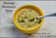 thm  soups / by Jennifer Brown