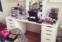 Make up room!! ♡