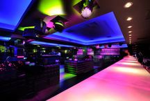interiors + night club