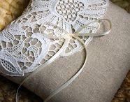 Κατασκευές με δαντέλα - DIY Lace