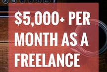 Freelance Writing / How to make money from freelancing