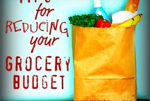 Organizing and saving money / De cluttering and budgets