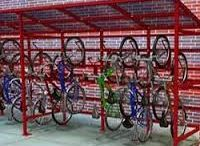 Secure bike parking / Secure bike parking racks come an entire host of arrangements that can cause pull in new clients to organizations and elevate a guarantee to green activities.