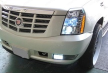 Cadillac LED Lights / by iJDMTOY.com Car LED