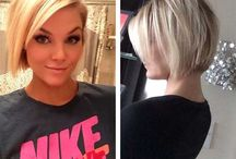 Hairstyles For Short Hair / Take some of these pics to your hairdresser for your next Short Hairstyle!