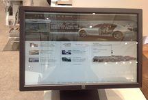 BMW Digital Signage