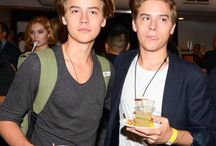 Dylan and Cole (more like Zack and Cody)