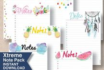 Best Printable Planners / A collection of the best printable planners and calendars on Pinterest!