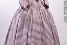 19th century clothing and fashion
