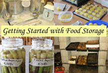 Homestead canning jarring preserving / by Bridget Espinoza