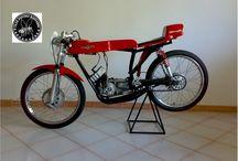 Italian Classics Racing Mopeds