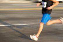 Running / by John Wiedenheft