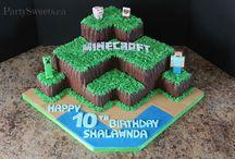 Patrick's minecraft party