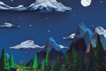 Game Development / Inspirational artwork and ideas for game development.