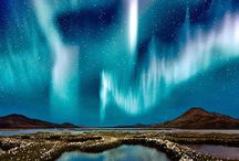 northern lights / aurora borealis & aurora australis