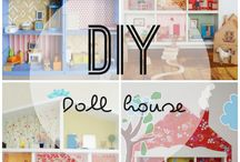 Minitures & Doll Houses / by Nanneez Lorry