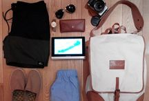 Tech Meets Travel / Every globetrotter needs a sidekick. That's where we come in.
