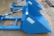 Multec Hydraulic Forklift Buckets (HFB)