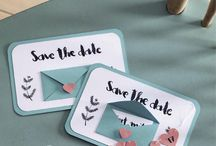 Γάμος save the date