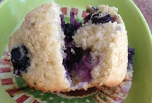 Lavender Blueberry Muffins for the win :)