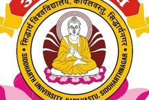 Siddharth University Faculty Recruitment 2016 (Total 84 Vacancies)