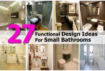 Bathroom Ideas / by Lisa Flieg