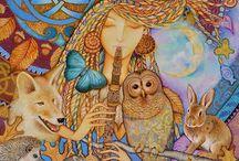 Art by Holly Sierra / Holly Sierra