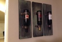 wine storage / by Patti Roemer