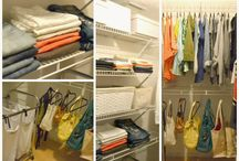 My Closet. . .Someday
