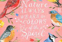 Nature healing