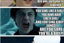 Harry Potter viccek