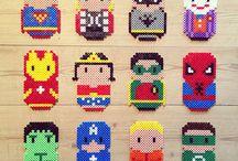 Avengers værelse