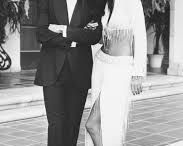 Famous Fashion Iconic Couples / #couples #fashion #icon #important #love #couplelove