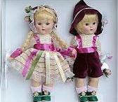 Dolls / by Kathy Bernsen