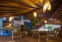 hotel pavilionar / camping