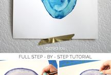 drawing and painting tutorials